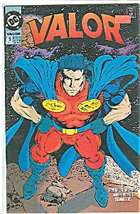 Valor - DC comics - # 5  March 1993 (Image1)