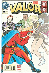 Valor - DC comics -  @ 22 August 1994 (Image1)