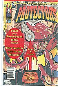 Protectors - Malibu comics - # 5    Jan. 1993 (Image1)