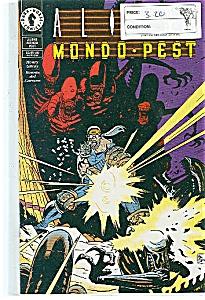 Aliens - Dark Horse comics -  #   April 1995 (Image1)
