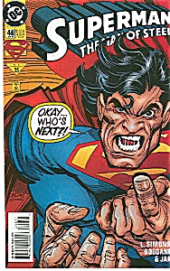 superman - DC comics   # 46   July 1995 (Image1)