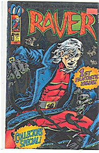 Raver - Malibu comics - #l  April 1993 (Image1)