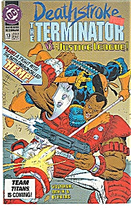The Terminator - DC comics -  # 13   August  1992 (Image1)