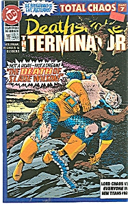 The Terminator =  DC comics - #   16 Nov. 1992 (Image1)