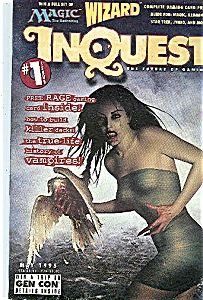 Inquest  -  Wizard - # l issue   May 1995 (Image1)