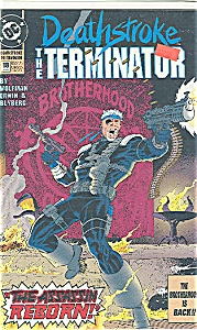 The Exterminator - DC comics = # 18  Jan. 1993 (Image1)