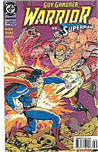 Warrior - DCcomics - # 30  April 1995 (Image1)