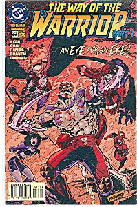 Warrior - DC comics - # 32    July 1995 (Image1)