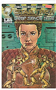 Star Trek - Malibu comics- # 7   Feb. 1994 (Image1)