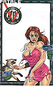 Fatale - Broadway comics -  no. 3    March 1996 (Image1)