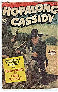 Hopalong Cassidy -  DC comics  - Nov. 1954 #95 (Image1)