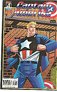 Captain American - Marvel comics - April 1996 (Image1)