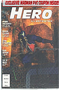 Hero Illustrated - # 21  SPAWN Unleashed MINT 1995 (Image1)