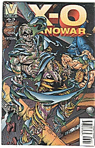 X-0 Manowar - Valiant comics - # 63 May  1996 (Image1)
