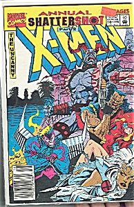 X-Men annual   - Marvel comics -  # 16   1992 (Image1)