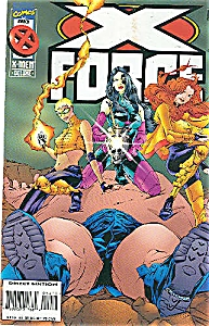 X-Force - Marvel comics - March  1996  # 52 (Image1)