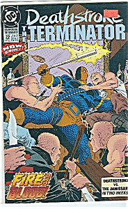The Terminator - # 22  DC comics  May 1993 (Image1)