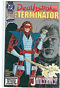 The Terminator - DC comics - # 23  May 1993 (Image1)