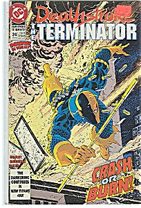 The Terminator - DC comics - # 24 Early June 1993 (Image1)