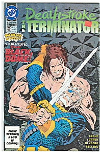 The Terminator - DC comics - # 25  Late June 1993 (Image1)