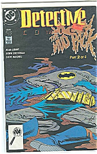 Detective comics - DC comics   - 605   Part 2 of 4 (Image1)