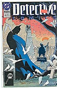 Detective comics - DC comics   Jan. 1990   # 610 (Image1)
