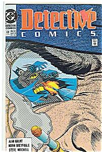 Detective comics = DC comics -  # 611  Feb./ 1990 (Image1)