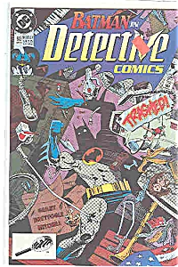 Detective comics - DC comics  # 613  April 1990 (Image1)