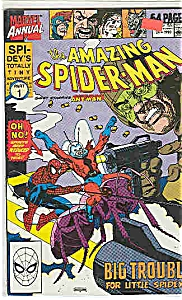 The Amazing Spider-Man - # 24  1990  Annual (Image1)