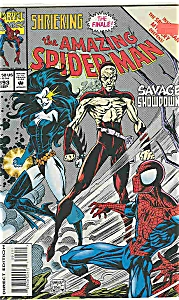 The Amazing Spider-Man - # 393  Sept.   1994 Marvel com (Image1)