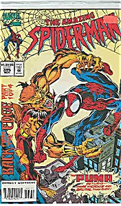 The Amazing Spider-Man  Marvel comics - #395 1994 (Image1)