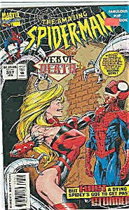 Spiderman - Marvel comics - # 397 Jan. 1995 (Image1)