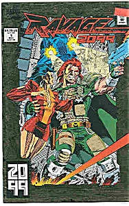 Ravage 2099- Marvel comics - # l  Dec.  1992 (Image1)