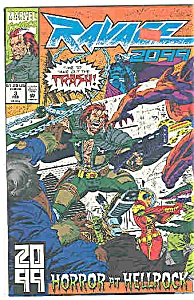 Ravage 2099 - Marvel comics - Feb. 1993  # 3 (Image1)