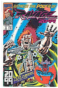 Ravage 2099 = Marvel comics - # 5 April 1993 (Image1)