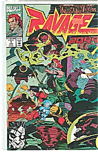 Ravage 2099 -Marvel comics   # 7 June 1993 (Image1)