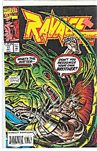 Ravage 2099  - Marvel comics  # ll Oct. 1993 (Image1)