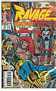 Ravage  2099 - Marvel comics - # 14  Jan. 1994 (Image1)