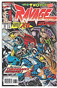 Ravage 2099 - Marvel comics - # 17  April 1994 (Image1)