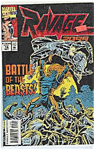 Ravage 2099 - Marvel comics - # 18  May 1994 (Image1)