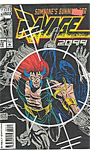 Ravage2099 - Marvel comics - # 19  June 1994 (Image1)