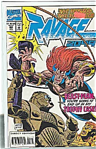 Ravage 2099  -Marvel comics - # 20 July 1994 (Image1)