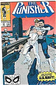 The Punisher - Marvel comics - # 27  Dec  1989 (Image1)