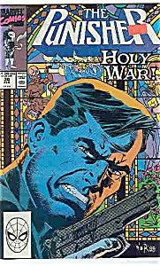 The Punisher - Marvel comics - # 30 Feb. 1990 (Image1)