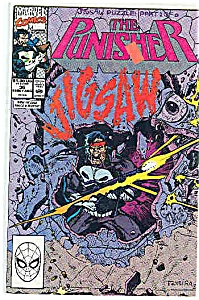 The Punisher - Marvel comics - # 36 August 1990 (Image1)