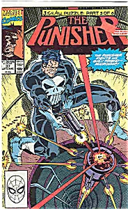 The Punisher - Marvel Comics -part 3 Of 6 # 37 1990