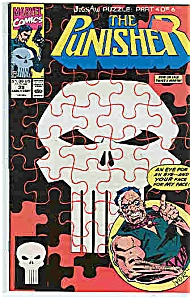 The Punisher = Marvel comics -  # 38 Sept. 1990 (Image1)