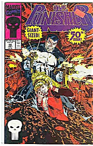 The Punisher - Marvel Comics - # 50 July 1991