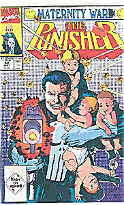 The Punisher - Marvel comics - # 52 Sept. 1991 (Image1)