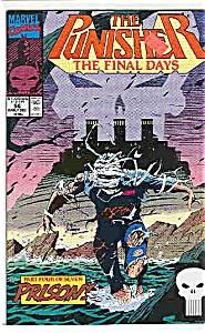 The Punisher - Marvel comics - #  56 Dec. 1991 (Image1)
